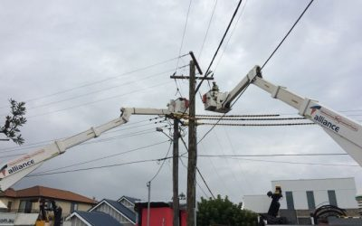 ASSET RELOCATION OF 11KV AND LOW VOLTAGE OVERHEAD MAINS